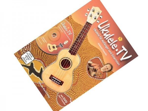 Ukulele für Anfänger und Gitarristen - ohne Noten, mit DVD