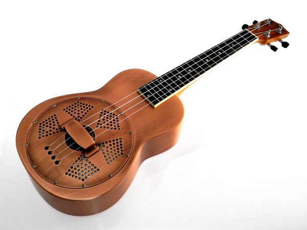 koki'o Resonator Champagner Tenor