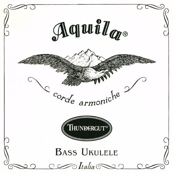 Aquila-Thundergut-Saiten für Ukulele-Bass